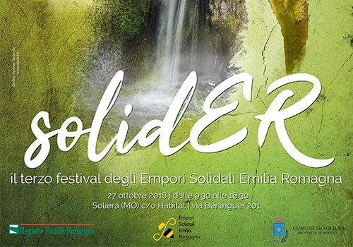 SolidER - 3° festival degli Empori Solidali dell'Emilia Romagna